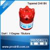 Carboneto Taper Drill Bit com Highquality