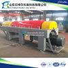 Filtro de secagem centrífugo, centrifugador horizontal da lama do parafuso
