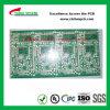 Tarjeta de circuitos impresos PWB del oro de la inmersión de 8 capas