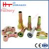 Bride hydraulique en caoutchouc étampée 3000psi (87393) de pipe du boyau SAE