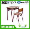 Moldeado de alta calidad de la escuela de la Junta escritorio y silla (SF-86S)