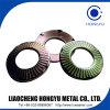 Acier inoxydable DIN9250 la rondelle de blocage du joint métallique de la rondelle plate