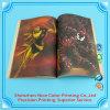 Servizio di stampa rilegato del catalogo del libretto dell'opuscolo della cassa della carta patinata