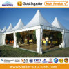 White PVC Cover.를 가진 5*5m Pagoda Canopy Tent Party Tent