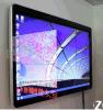 4mm nivel bajo de hierro de cristal transparente de la pantalla táctil de la tableta para Cumputer