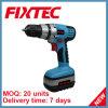 Fixtec 10mm 12V 0-550rpm baja Viable Conjunto taladro de velocidad inalámbrico