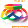 Color Mixed Silicone Bracelet per Promotional Gifts (YB-SW-84)