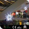 Weihnachtshängende Stern-Lichter, dekorative Motiv-Lichter des Stern-3D
