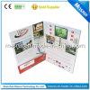 Gruß-Karte des Soem-HD LCD video handgemachte Bildschirm-3.5 ''