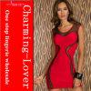 Alineada de partido atractiva del club de la venta 2014 de Bodycon de la mujer madura caliente de la alineada