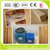 Colle en bois adhésive à base d'eau blanche de l'émulsion PVA