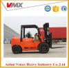 Dieselgabelstapler des Fabrik-Großverkauf-5ton mit Motor dem Mitsubishi-S6s hergestellt in China