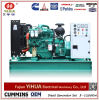 Conjunto de generador diesel eléctrico del marco abierto de la potencia de Yuchai (42.5-750kVA/34-600kw)