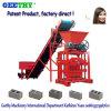Machine de fabrication de brique Qtj4-35b2 manuelle Pakistan