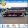 Dongfeng 6wheels Öl Bowser LKW 3000 Liter Kraftstoff-Zufuhr-LKW-