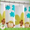 Cortinas de chuveiro interessantes bonitos das crianças da cortina da banheira para miúdos