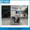 2 tonnes de glace du tube Making Machine utilisée pour la nourriture et les produits aquatiques