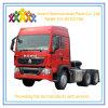 中国Sinotruck HOWO T5gの大型トラック340 HP 6X4のトラクター(ZZ4257N324GE1)