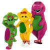 Costume della mascotte degli amici e di baruffe