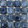 Mosaico Dynastic 73tdc307 de Ceramic--Telhas cerâmicas azuis luxuosas do mosaico