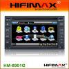 Sistema de navegación del coche DVD GPS de Hifimax para Hyundai/Nissan (HM-8901G)