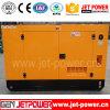 générateur diesel imperméable à l'eau insonorisé portatif de la soudure 10kw