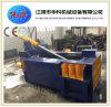 Metal hidráulico que recicla la prensa de planchar