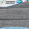 Indaco del cotone del commercio all'ingrosso 100 che lavora a maglia il tessuto lavorato a maglia del denim per gli indumenti
