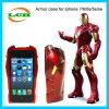 3D Iron Man Calling Flash Armor Hard Phone Case pour iPhone 7