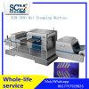 Fet Web de la cama plana del cuero de la máquina Estampación en caliente / Repujado