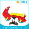 Напольная игрушка малыша всадника весны оборудования спортивной площадки