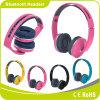 Hoofdtelefoon van de Muziek van Bluetooth van de hoog-Trouw van Fashionistas de Nieuwe Favoriete Vouwbare V4.0