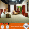 Mobilia moderna di legno della camera da letto della camera di albergo del salone domestico
