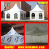 Allemagne Outdoor Gazebo Garden Tent 5X5m 6X6m avec rideau