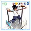 720 Degree Immersive Gameの単一9d Dynamic Motion Interactive Simulator 360 Degree Vibrating Roller Coaster Machine