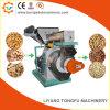 Máquina aprobada del molino de la pelotilla de la biomasa del serrín del precio de la máquina de la nodulizadora de la biomasa del Ce
