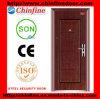 Portes en acier de garantie avec le prix bas (CF-033)