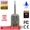 940nm 12MP Infrarot-MMS GPRS Jagd-Tier-Kamera-Fallen