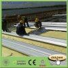 Feutre matériel de laines de verre de construction de bâtiments