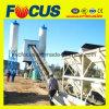 planta de mistura concreta do projeto 60m3/H modular/misturador concreto