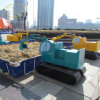Sale (FLAE)のためのAC 220V/110V Toy Backhoe Mini Excavator