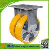 Macchina per colata continua industriale, rotella resistente del gemello del poliuretano