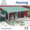 Tente escamotable motorisée par polyester économique (B3200)