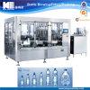 Chaîne de production remplissante en plastique de l'eau de bouteille