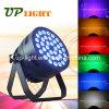 luz da PARIDADE do diodo emissor de luz da lavagem de 36PCS*12W RGBWA +UV 6in1 mini