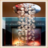 Decoration를 위한 부푸는 Glass Pendant Chandelier Lighting