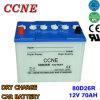 12V 70ah 80d26r Nx110-5 trocknen belastete Batterie CCA 600