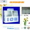 Escaninho de armazenamento ensacado do gelo com projeto inclinado