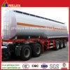 Edelstahl-Kraftstoff-Tanker-LKW-Last-Zug-Schlussteil für Verkauf