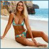Il costume da bagno brasiliano sexy 2018 delle donne dello Swimwear del bikini spinge verso l'alto il bikini